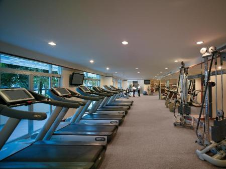 Centre de fitnes New World Saigon Hotel