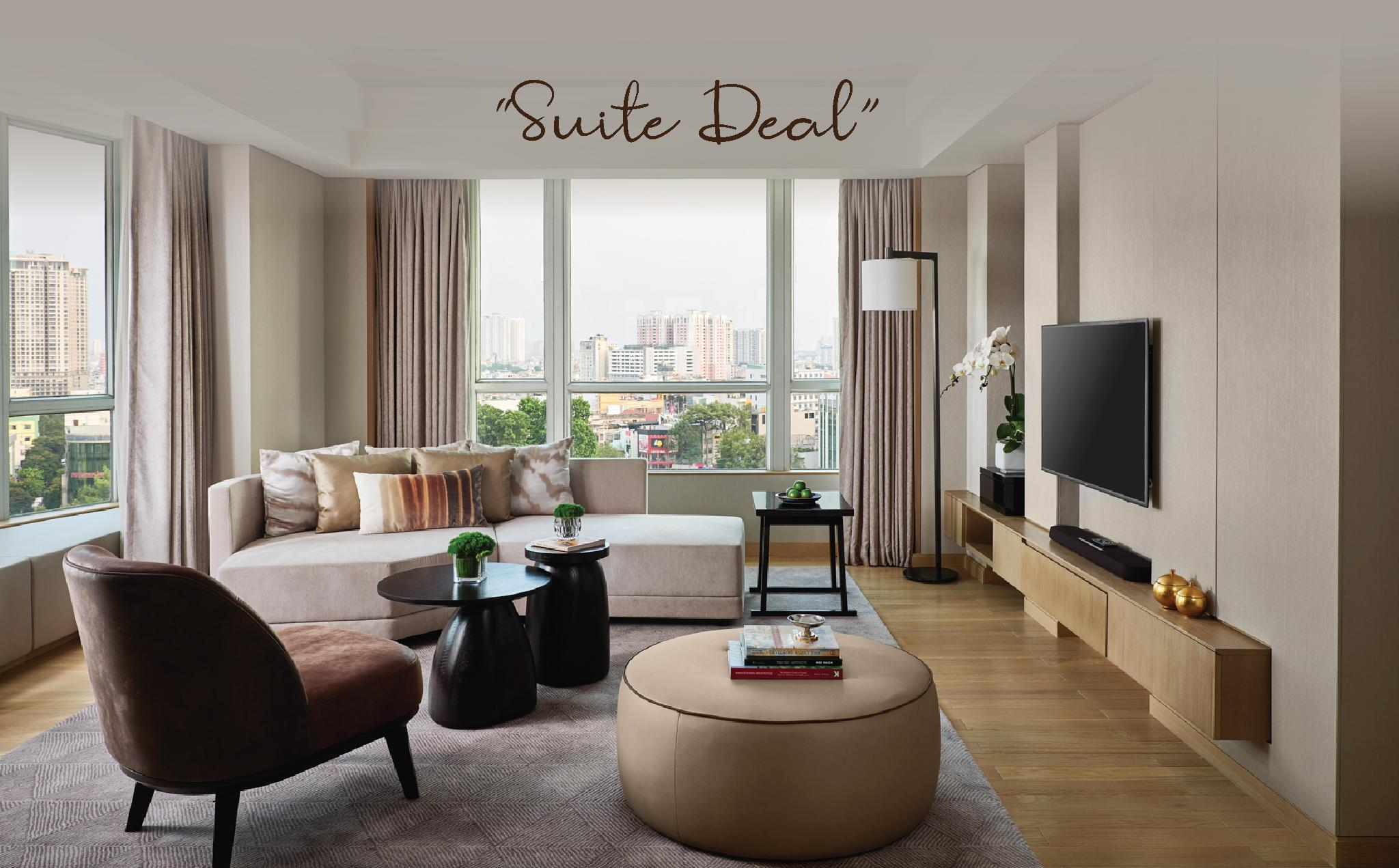 Suite King Executive (Executive Suite King)