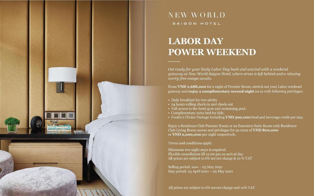 More about New World Saigon Hotel