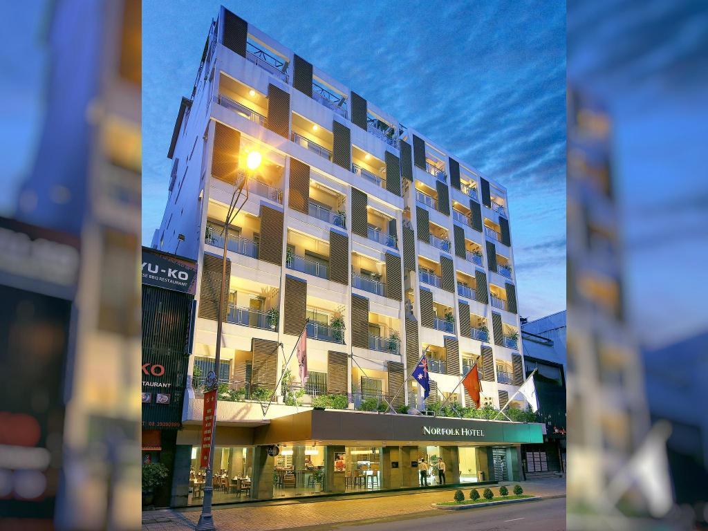 2b2b49ffdf68 Norfolk Hotel Saigon in Ho Chi Minh City - Room Deals