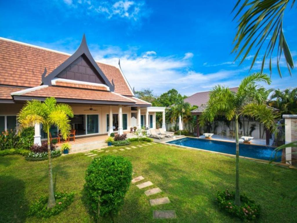 Private Villa - Pool Nok Sawan Villa By Jetta
