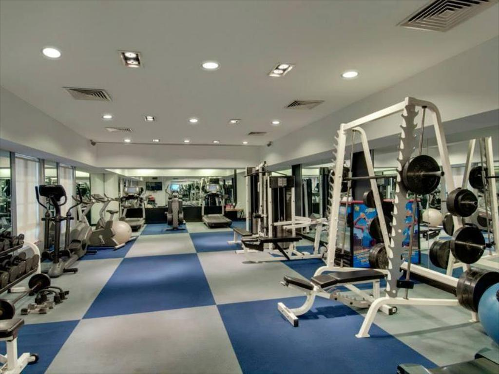 Fitness merkezi The Residency Towers