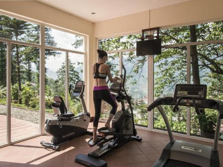 centre de fitness Victoria Sapa Resort & Spa