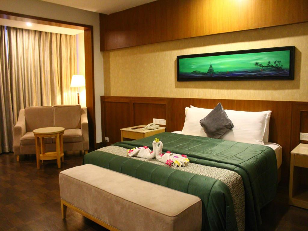 Vgp Golden Beach Resort Chennai India Photos Room
