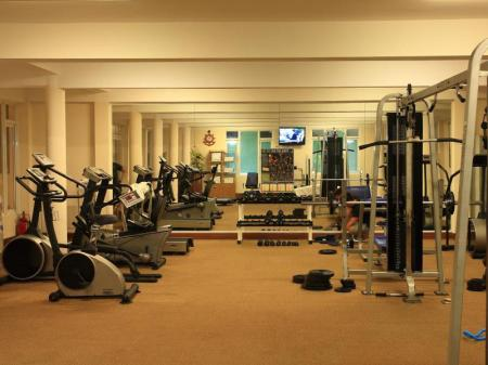 Fitness center Palace Hotel