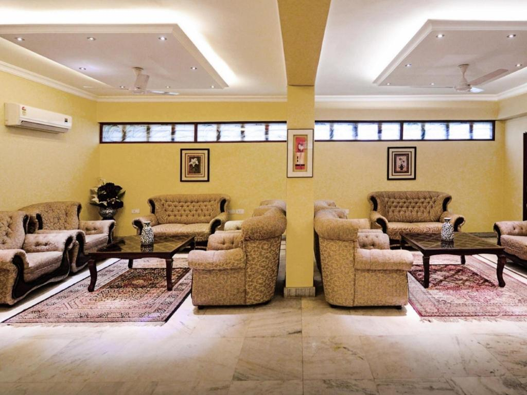 Lobby GenX Banjara Hill by 1589 Hotels