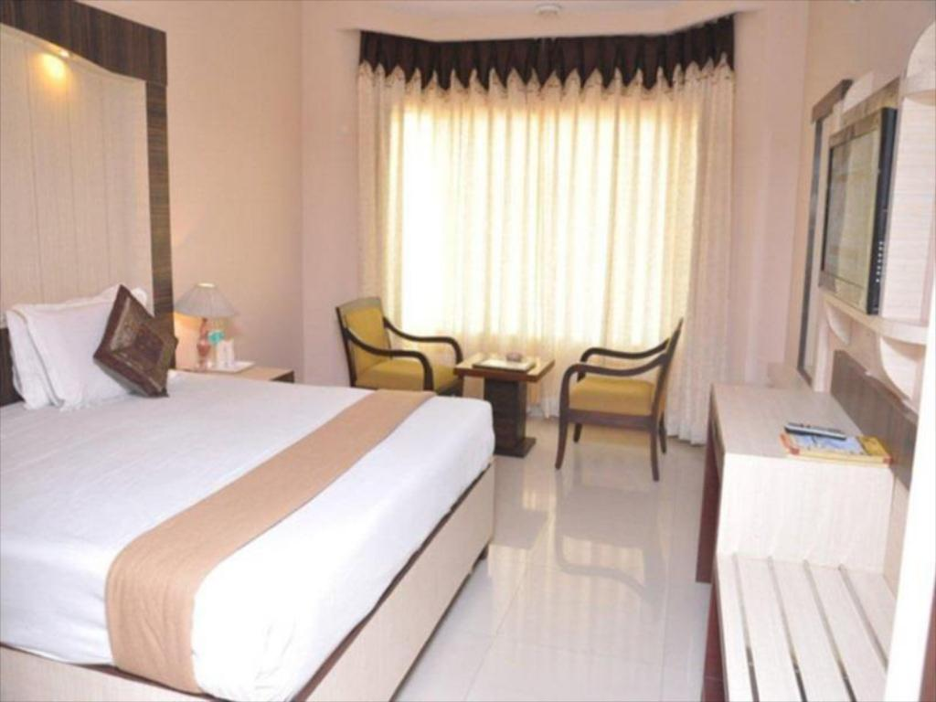 Real - Cama Hotel Maya International