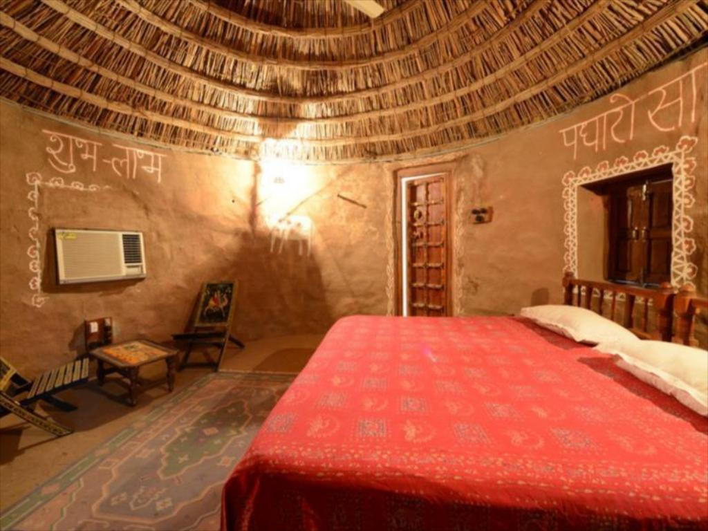 Choza Deluxe - Habitación Bishnoi Village Camp y resort (Bishnoi Village Camp and Resort)