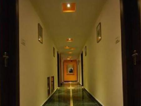 Tampilan interior Hotel Suncity International