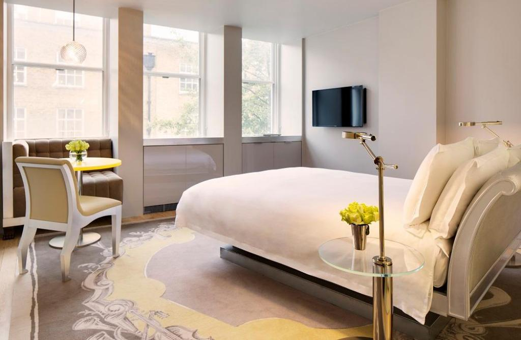 More About Sanderson Hotel