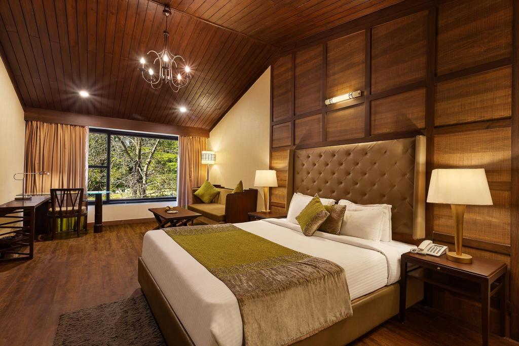 Superior Room The Earl's Court Hotel Nainital