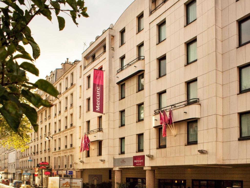 Mercure Hotel Paris Agoda