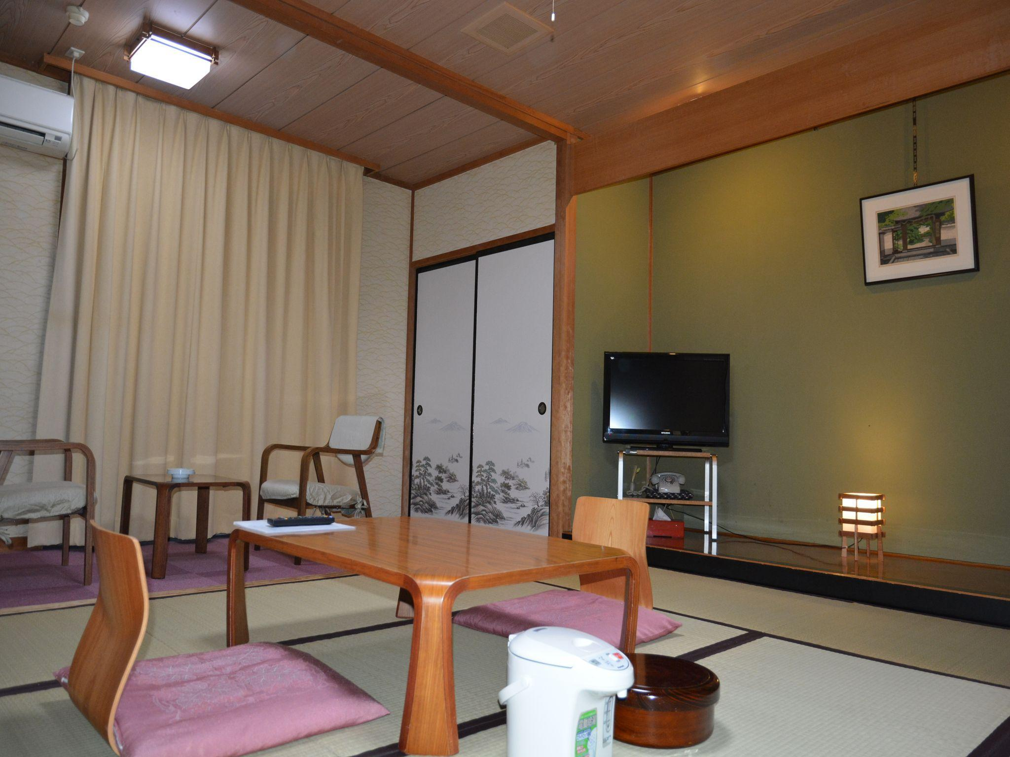 Japanese Family Room
