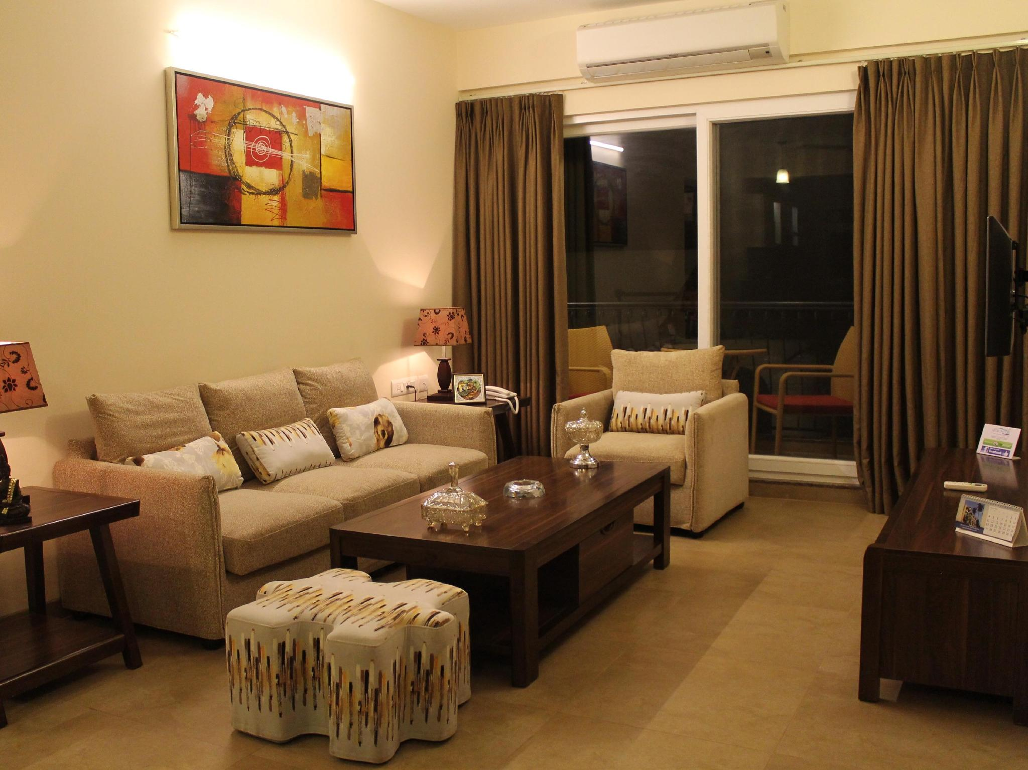 More About Veera Strand Park Serviced Apartments
