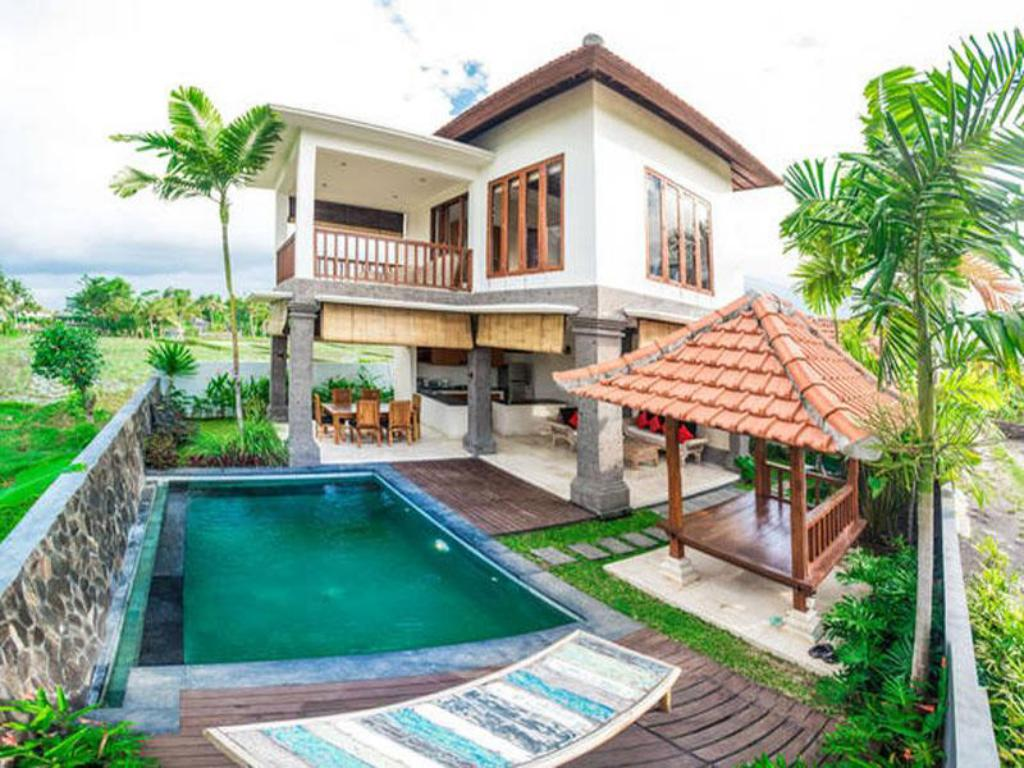 Stunning 2 BDRM Villa Julia with Padi-field view