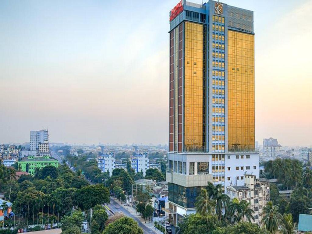 Jasmine Palace Hotel in Yangon - Room Deals, Photos & Reviews