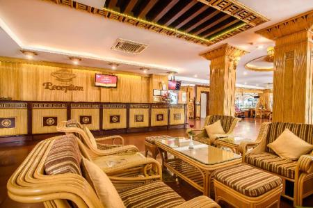 Empfangshalle Huong Giang Hotel Resort & Spa