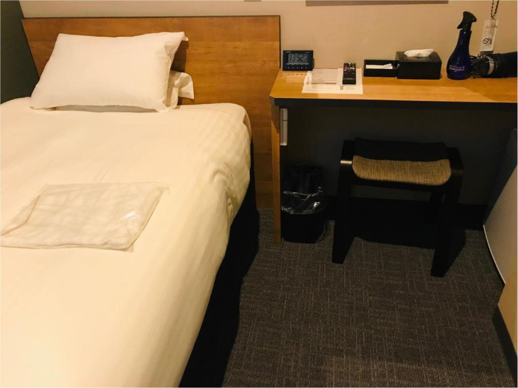 Single Room - Guestroom Kamon Hotel Seto