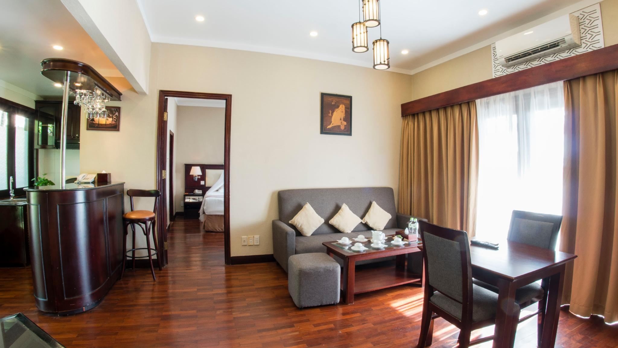 Phòng Suite 2 phòng ngủ Hướng biển (2 Bedroom Suite Sea View)