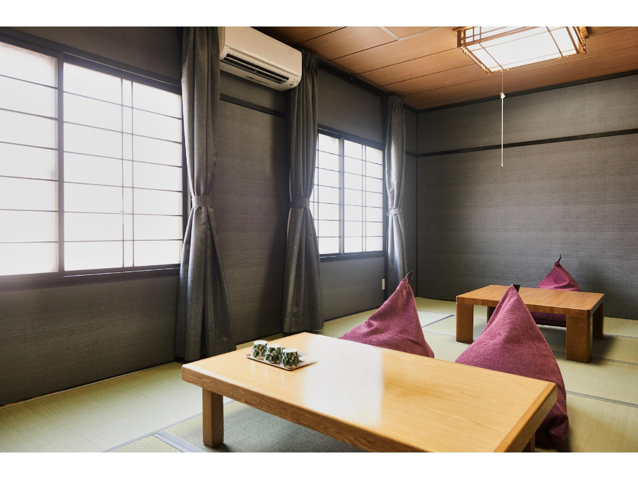 大和式房※無浴室 (Large Japanese-style Room *No bath in room)