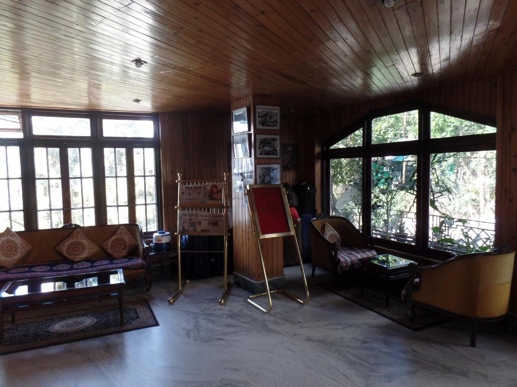 Lobby The Lindsay Himalayan Heights Hotel