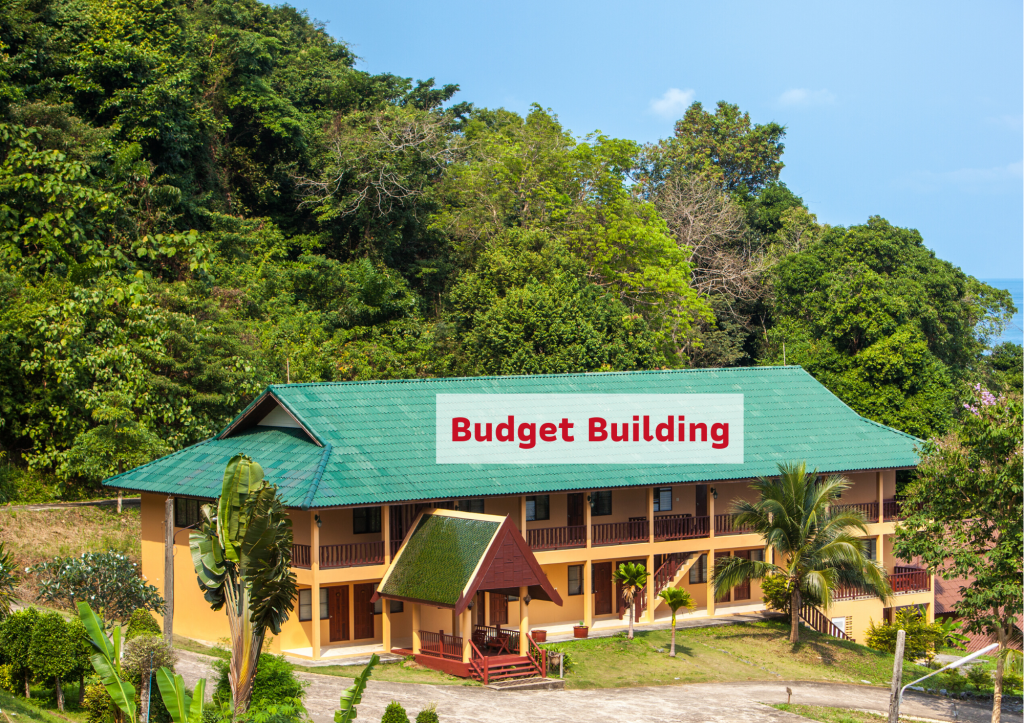 Budget Twin - Exterior view The Aiyapura Koh Chang
