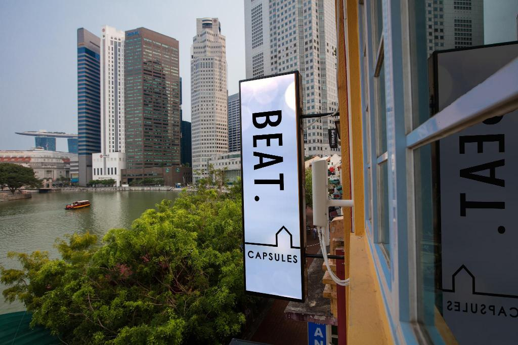 More about BEAT. Capsule Hostel @ Boat Quay