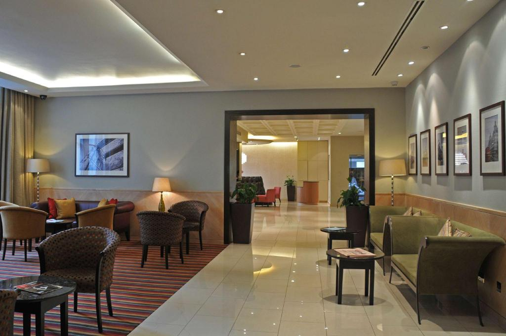 Lobby DoubleTree by Hilton London Marble Arch