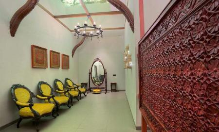 Interior view Ramsukh Resorts and Spa