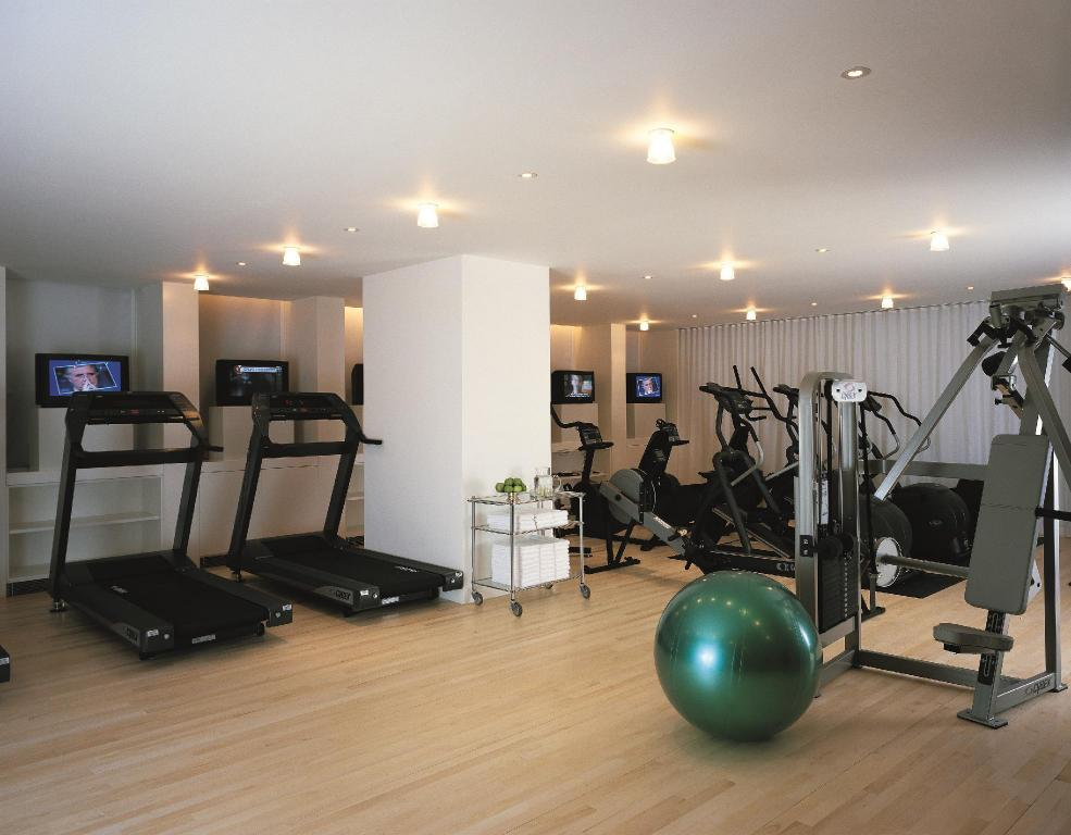 Fitness center Sanderson Hotel