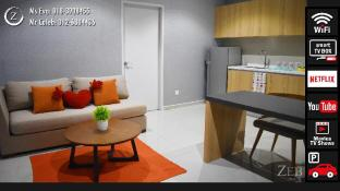i-City-Casa Rosa ★Wifi/ NETFLIX/ Movies★ 5 pax