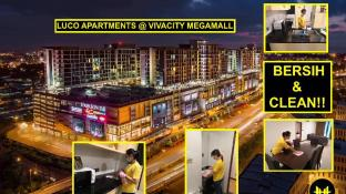 Luco Apartments @ Vivacity Megamall