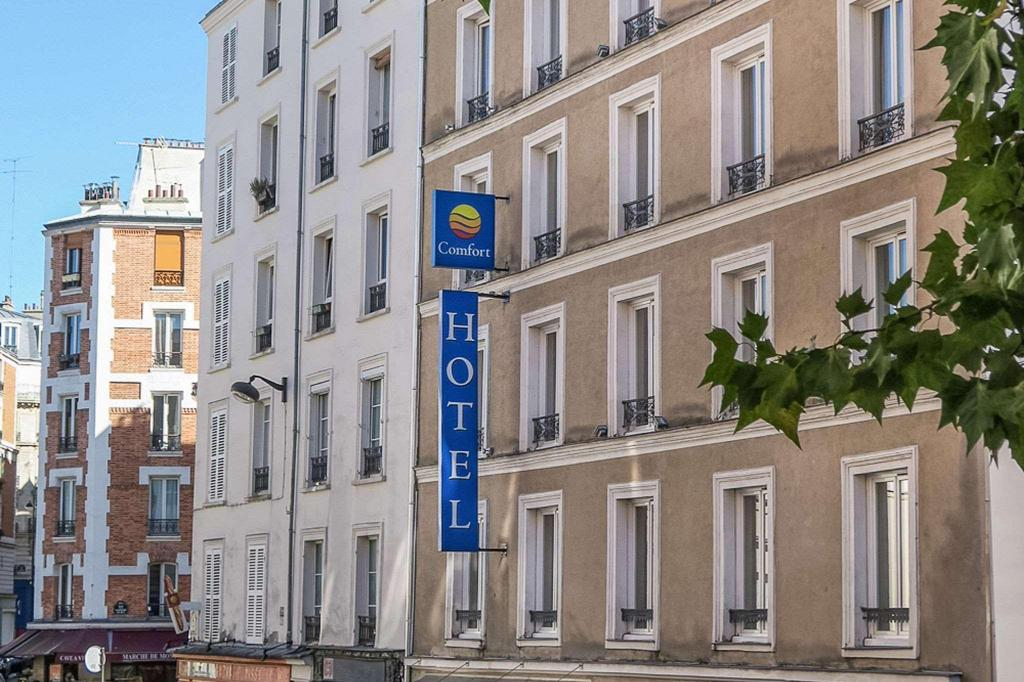 More about Comfort Hotel Lamarck Paris 18