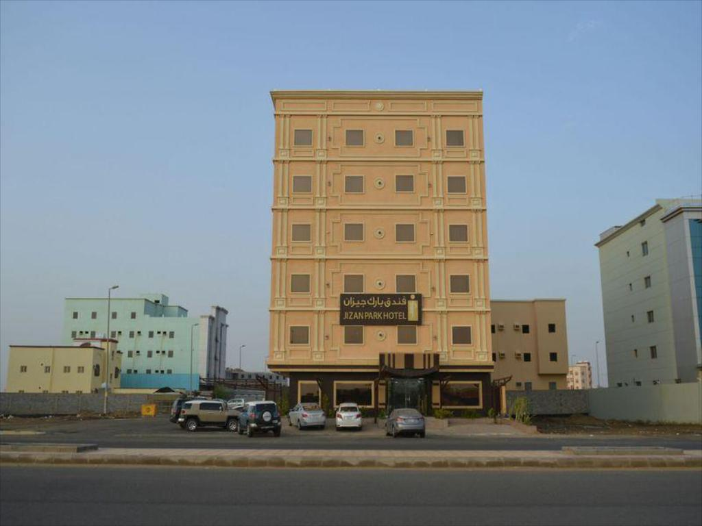 Jizan Park Hotel in Jazan - Room Deals, Photos & Reviews