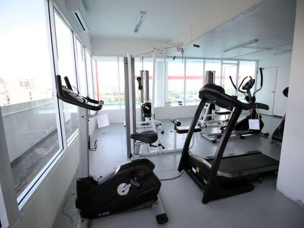 fitnesscentrum Art On The Hill by Pattaya Sunny Rentals