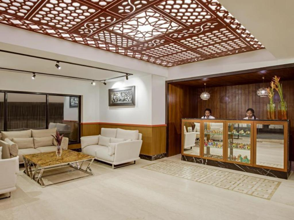Innvendig Hotel Zone by The Park Chennai