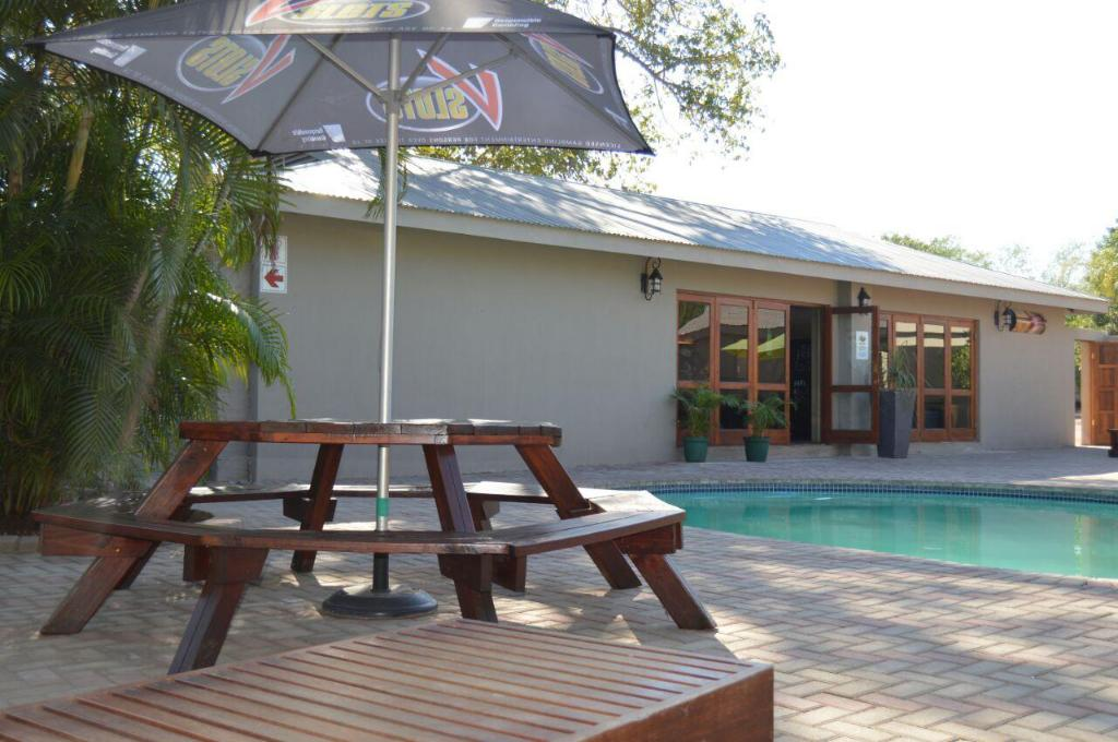 Swimmingpool Musina Hotel and Conference Centre