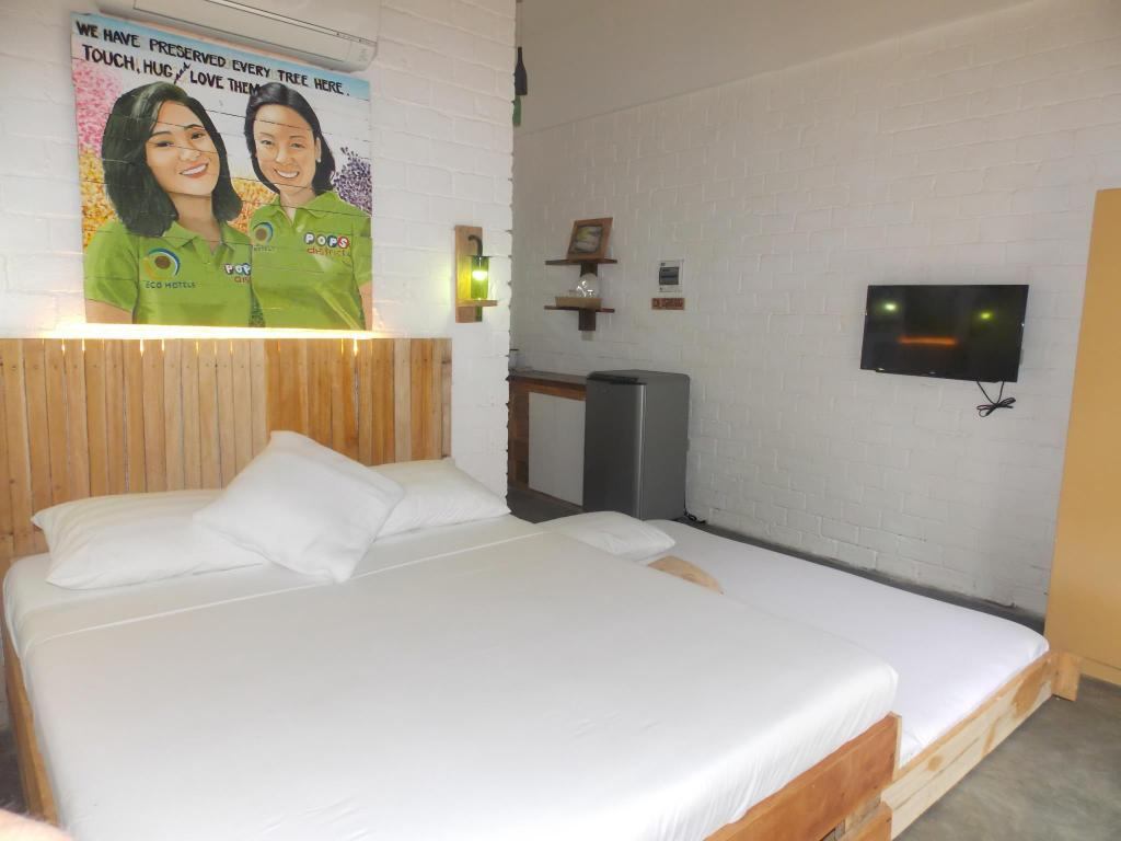 Interior view Serviced Apartments by Eco Hotel Bohol