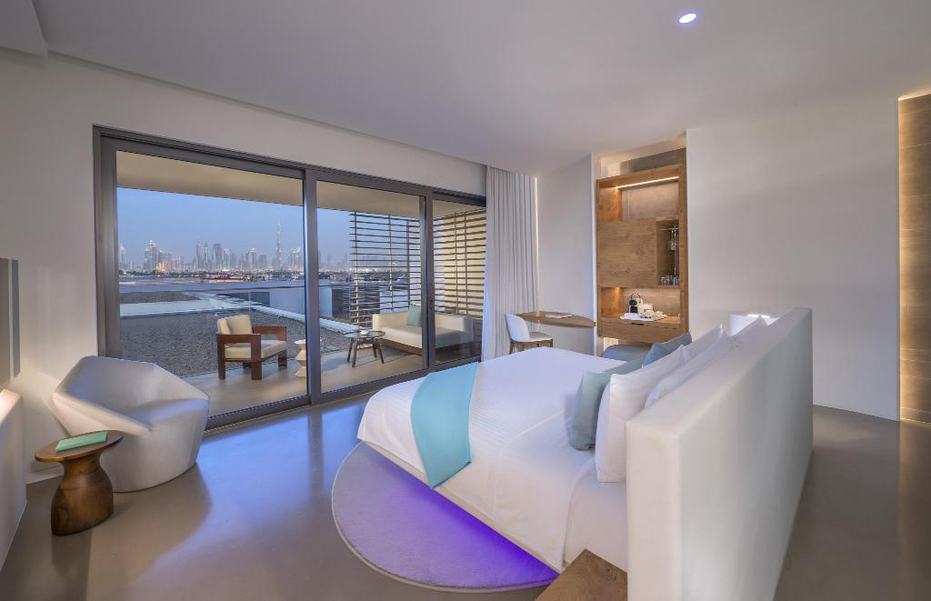 Deluxe King Room Nikki Beach Resort and Spa Dubai