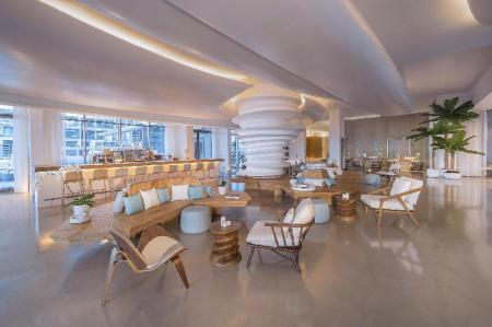 Lobby Nikki Beach Resort and Spa Dubai
