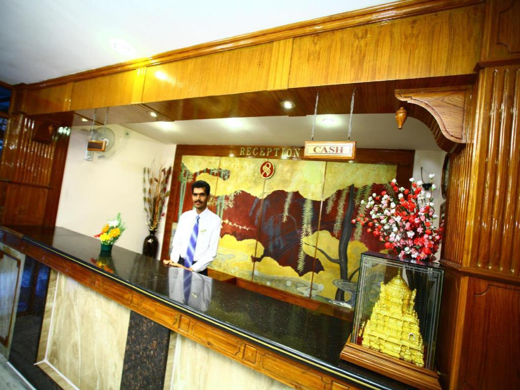 Hotel Sindhuri Park in Tirupati - Room Deals, Photos & Reviews