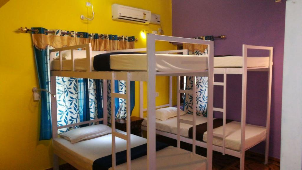 1 Bunk Bed Mixed Dormitory