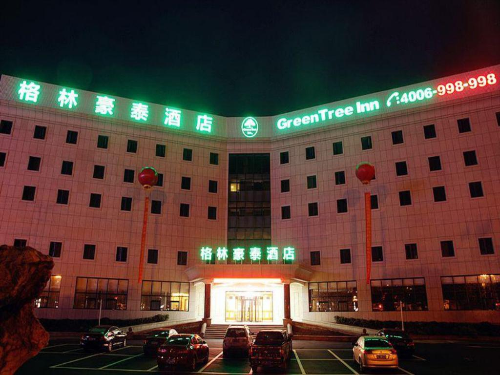 GreenTree Inn Jiangsu Province Suzhou City Wuzhong District Fengjin Road Business Hotel