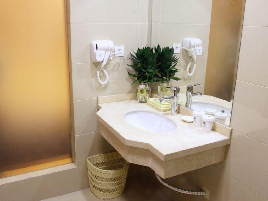 Bany GreenTree Inn Jiangsu Province Suzhou City Wuzhong District Fengjin Road Business Hotel