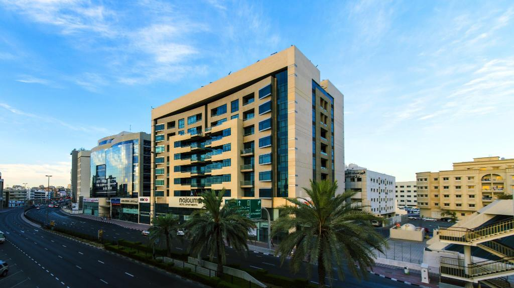 More about Nojoum Hotel Apartments