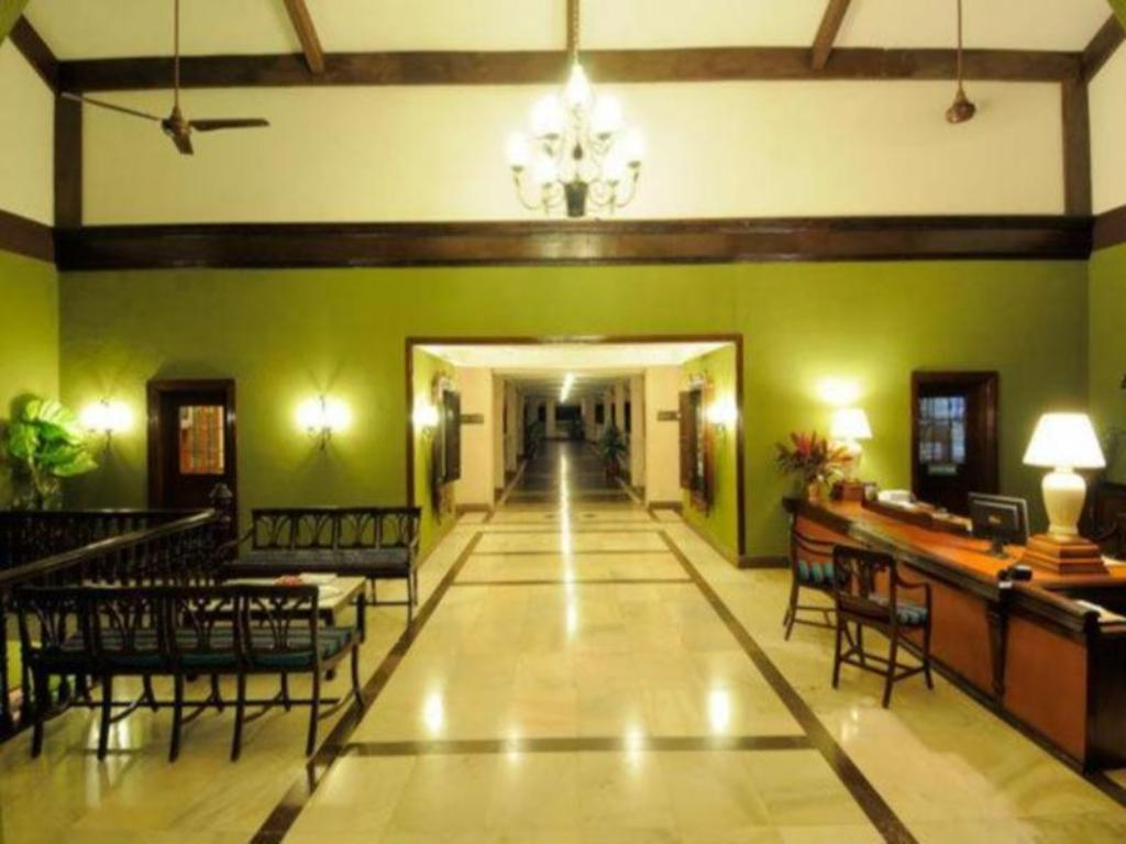 Lobby The Riverview Resort – Chiplun