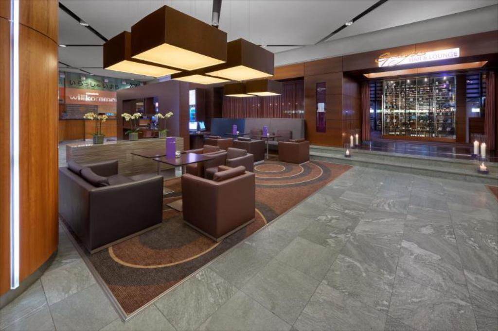 Lobby Park Inn by Radisson Berlin Alexanderplatz