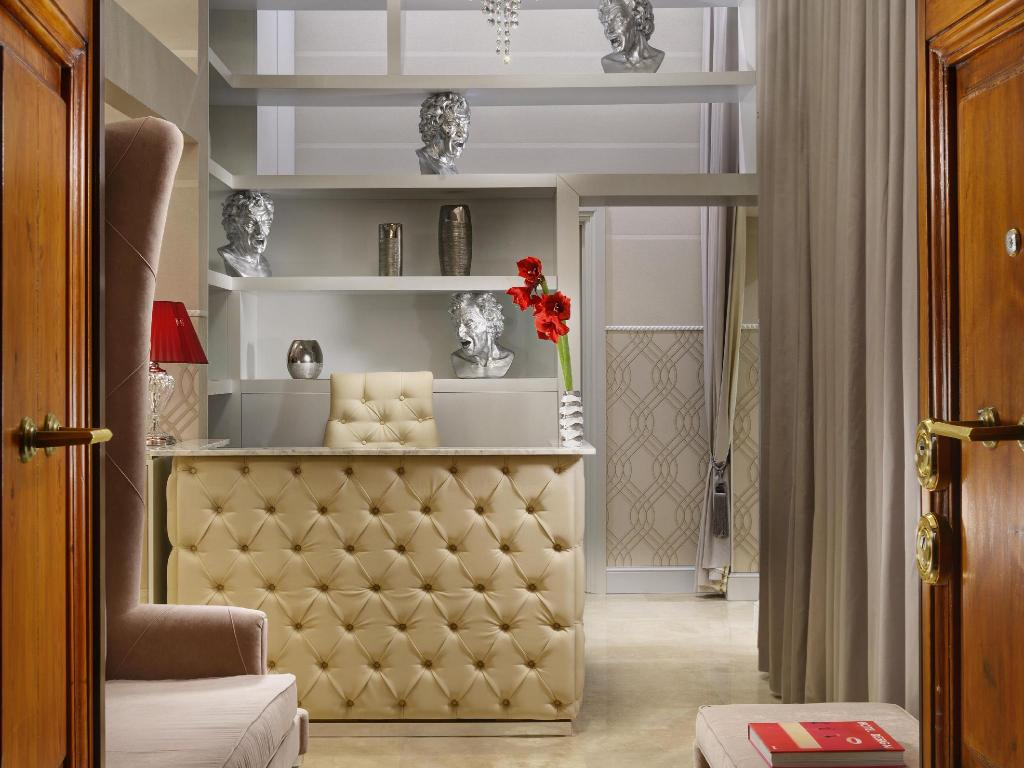 Lobby Lifestyle Suites Rome