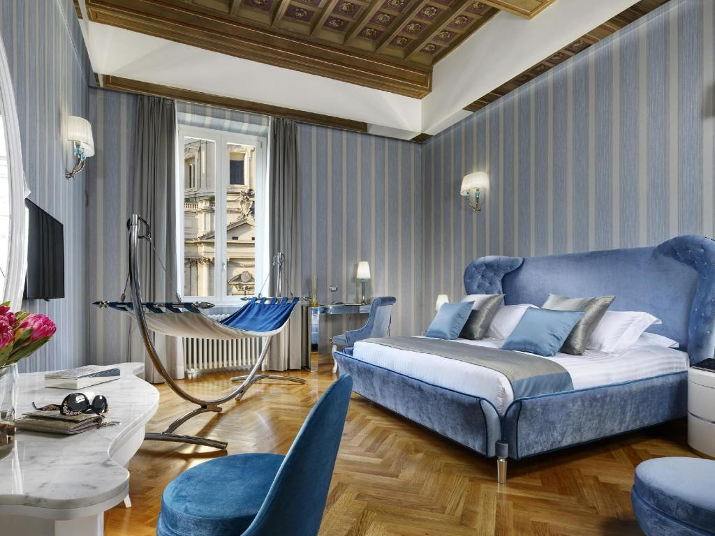 Guestroom Lifestyle Suites Rome