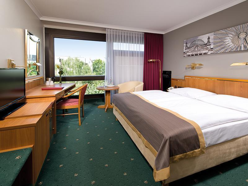 Comfort Kamer Tweepersoons of kamer met 2 aparte bedden (Comfort Room Double or Twin Room)